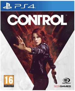 Control PS4 / Xbox One £32.26 @ TheGameCollection (EBay)