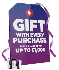 Get a £5 Voucher When you Spend £25 or More - Plus a Chance to win up to £1,000! @ Currys PC World - Also Stacks With 6 Months Spotify Promo