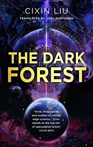 Cixin Liu - The Dark Forest (The Three-Body Problem # 2) - £1.19 @Amazon UK (Kindle Edition)