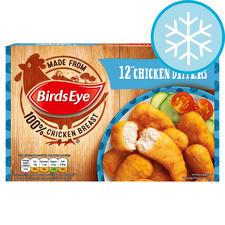 Birds Eye 12 Chicken Dippers 220G £1 at Tesco