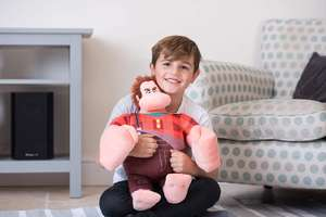 Disney Wreck It Ralph Soft Toy - 45 cm now £6.98 (Prime) + £4.49 (non Prime) at Amazon
