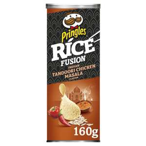 Pringle rice infusions Indian tandoori chicken masala (pantry item) 1p + £3.99 Delivery @ Amazon Pantry