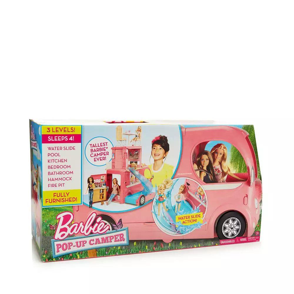 Barbie dream camper - £40 @ Debenhams