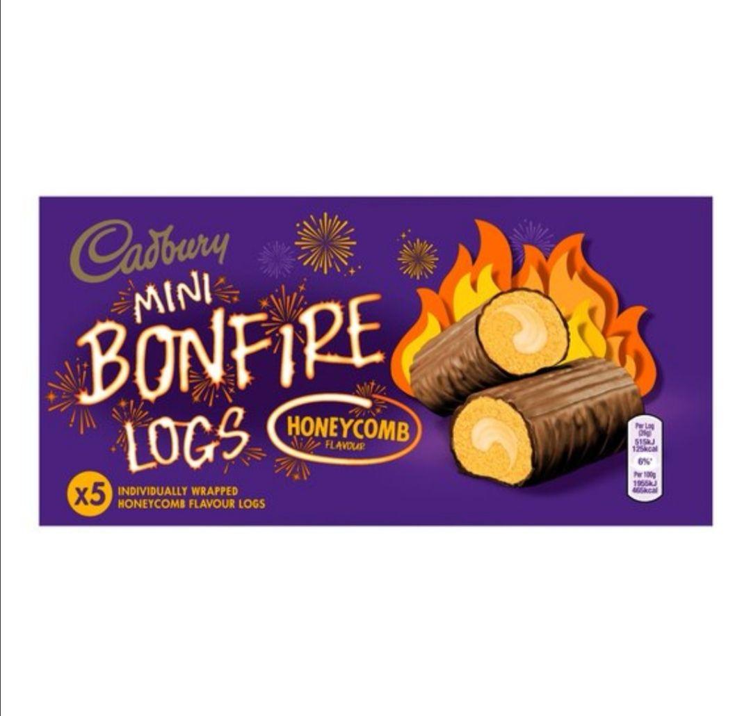 Cadbury Mini Bonfire Logs £1 @ Tesco