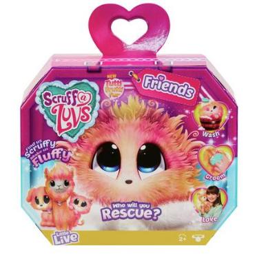 Scruff a luvs Surprise Rescue Pet Soft Toy - Tutti Frutti £13.40 @ Sainsbury's Coventry