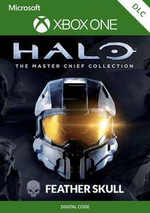 Halo The Master Chief Collection - Feather Skull DLC Xbox One 79p