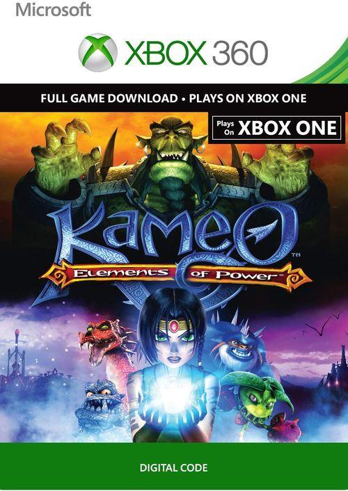Kameo Elements of Power - Xbox 360 / Xbox One £1.99 @ CDKeys