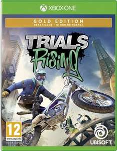 Trials Rising - Gold Edition (Xbox One) for £10.95 delivered @ The Game Collection