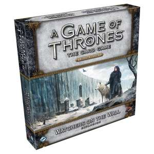 A Game of Thrones LCG: Watchers on the Wall Expansion - Board Game - £10.99 @ 365games