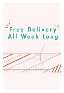 Free delivery at Joy The Store all week