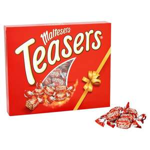 Maltesers Teasers Chocolate Gift Box 275g/Celebrations Chocolate Gift Box 320g Any 2 for £5.00 @ Co-operative