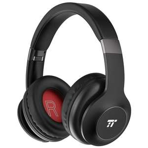 TaoTronics Bluetooth Headphones - 40mm Drivers / NC Mic £16.99 For All - Sold by Sunvalleytek-UK and FBA