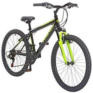 Piranha Frenzy 24 Inch Front Suspension Kids Bike £99.99 at Argos