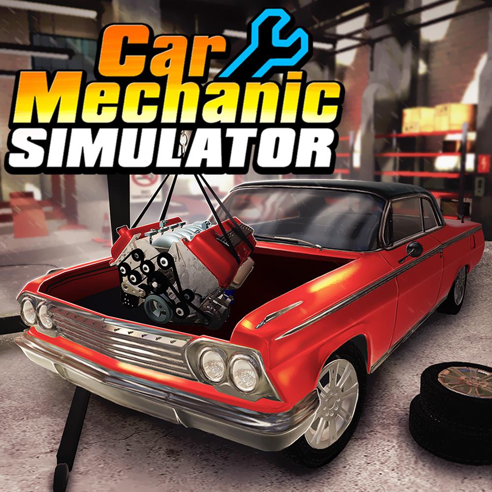 Car Mechanic Simulator - Nintendo Switch, Nintendo eStore - £1.50