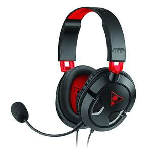 Turtle Beach Recon 50 Stereo Gaming Headset - PC/PS4/Xbox/Nintendo Switch - £24.99 @ Amazon