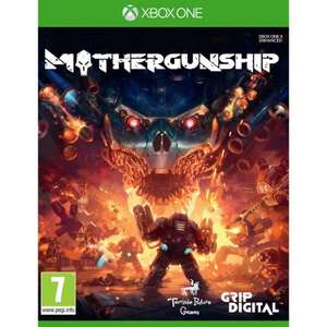 Mothergunship [Xbox One] for £5.95 Delivered @ The Game Collection