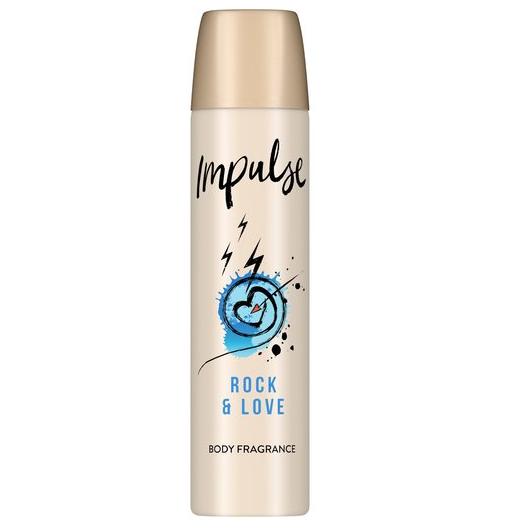 Impulse Rock & Love Body Spray 75ml - 20p @ Superdrug Headingley Leeds Branch