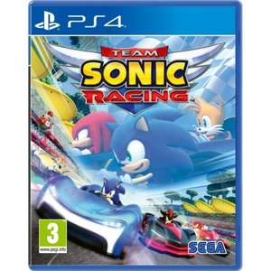 Team Sonic Racing (PS4) £17.95 Delivered @ The Game Collection