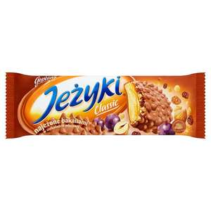 Jezyki Classic biscuits 2 for £1 (1.39 each) @ Tesco in store/online