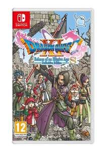 Dragon Quest XI S: Echoes of an Elusive Age - Definitive Edition (Nintendo Switch) - £34.85 delivered @ Simply Games