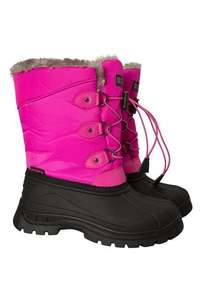 Snow Boots & Winter Boots reduced at Mountain Warehouse from £13