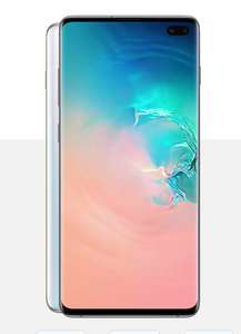 Samsung Galaxy S10+ (Plus) 128GB on EE, 60GB Data, £43 per month, no upfront cost £1032 at Fonehouse