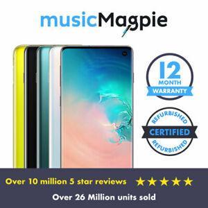 Samsung Galaxy S10e (Unlocked) - Prism White (Pristine) - £429.99 @ Music Magpie eBay