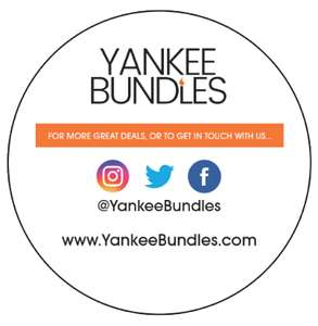 10% off your order @ Yankee Bundles