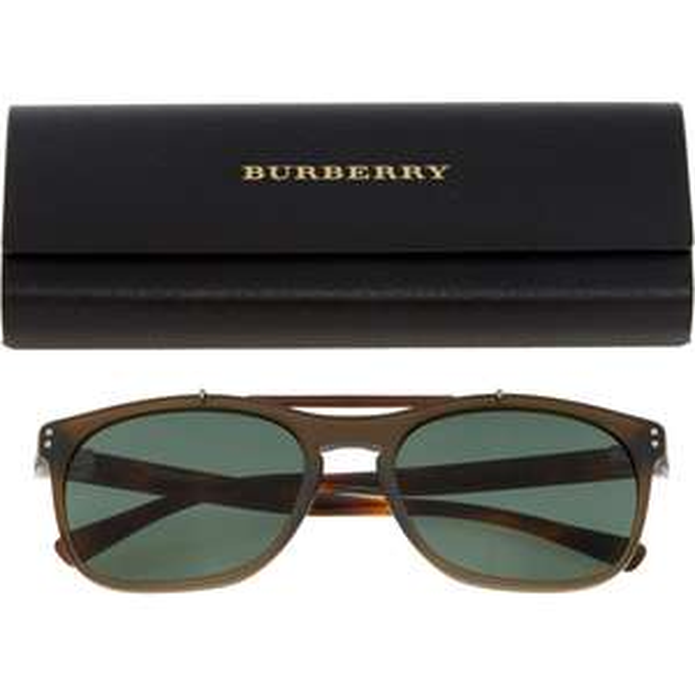 Burberry - Women's Tortoise Shell Square Sunglasses - £56 Free C&C From TK Maxx