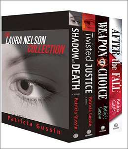Save £41.86 on This Medical Thrillers Boxset - The Dr. Laura Nelson Collection:Kindle Editions - Free @ Amazon