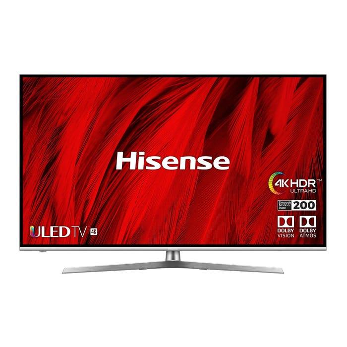 Hisense 65U8BUK 65 inch 4K Ultra HD HDR Smart ULED TV + 6 Year Guarantee - £674 with code @ Richer Sounds