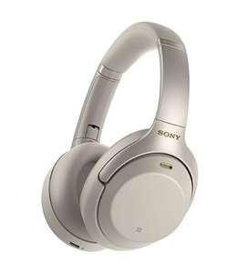Sony WH-1000XM3 Black or Silver for just £239 Dixon's Travel Heathrow (Airside)