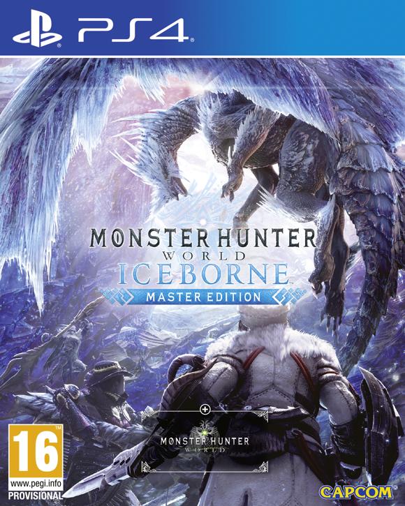 Monster Hunter World Iceborne: Master Edition PS4 - £24.50 / Xbox One - £26.50 delivered @ Coolshop