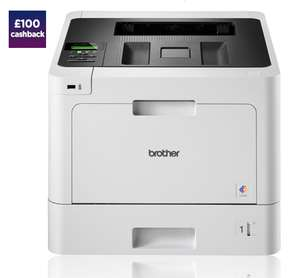 BROTHER HLL8260CDW Wireless Laser Printer £199.99 @ Currys