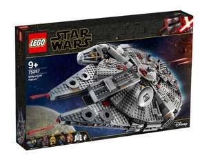 LEGO 75257 Star Wars Millennium Falcon £138.66 at Amazon