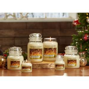 Yankee Candle 6 Piece Ultimate Wax Collection £46.91 @ QVC