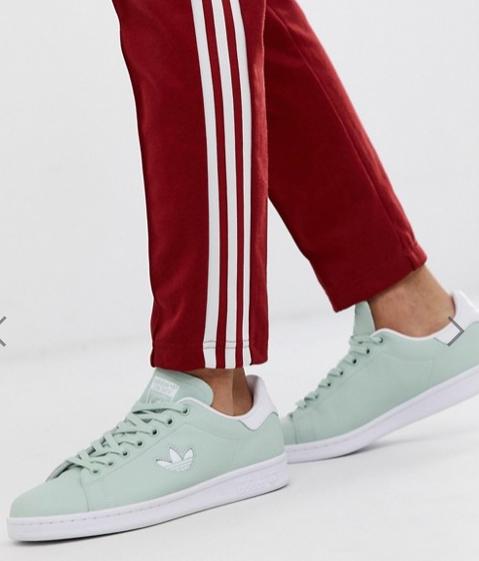 Adidas stan smith mint £30 @ ASOS