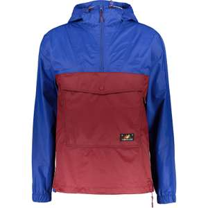 Timberland - Men's XL & XXL Blue & Red Waterproof Pullover - £32 @ TK Maxx