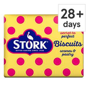 Stork Baking Block 250g £0.40 each @ Heron Foods Perry Barr