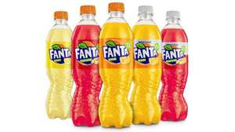 Fanta Orange/Fruit Twist/Icy Lemon/Grape Zero/Pink Grapefruit Zero/Orange Zero/Fruit Twist Zero 2L £1.25 at Sainsbury's