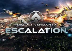Ashes of the Singularity: Escalation (Steam PC) 17p with code @ Gamivo