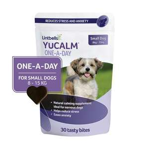 YuCALM One-A-Day (30 Pack) £13.57 Delivered @ Lintbells