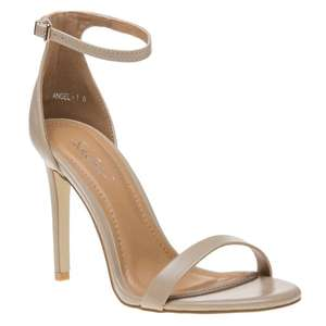 Solesister Fleur High Heels - Size 5 & 8 From Sole Trader Outlet