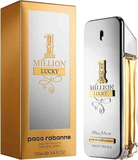 Paco Rabanne 1 Million Lucky 100ml - £42.84 @ Debenhams (Free C&C)