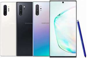 Samsung Galaxy Note 10 Plus 5G (N976N) 12GB Ram 256GB Unlocked £739 at Wonda Mobile