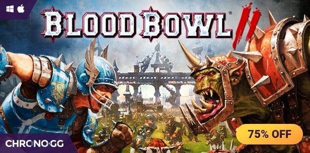 Blood Bowl 2 (PC) £3.88 @ Chrono