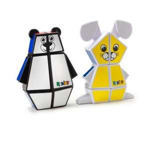 Rubik's Junior (Bear) £3.99 In Store Only at Home Bargains. Rubik's cube for beginners.
