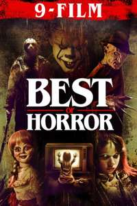 9 Film - Best of Horror Collection - £34.99 @ iTunes