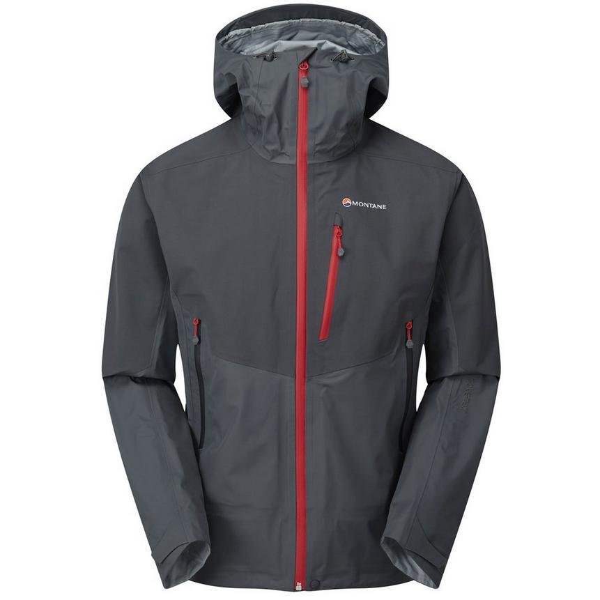 Montane Ajax Waterproof Gore-Tex Jacket - Mercury Red - All Sizes - £149.97 (£134 inc. cashback) @ Go Outdoors