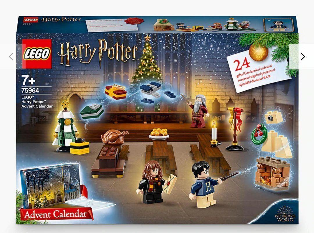 LEGO Harry Potter 75964 Advent Calendar 2019 with Minifigures £17.49 @ John Lewis & Partners